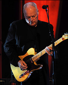 David Gilmour on Later...