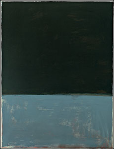 Mark Rothko. Untitled 1969, National Gallery of Art, Washington. © 1998 by Kate Rothko Prizel and Christopher Rothko