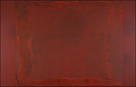 Mark Rothko. Untitled 1959, Kawamura Memorial Museum of Art, Sakura. © 1998 by Kate Rothko Prizel and Christopher Rothko.