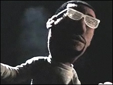 Puppet version of Kanye West (from the Champion video)