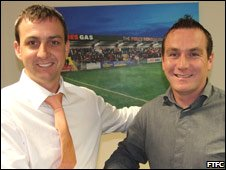 Andy Pilley & Micky Mellon