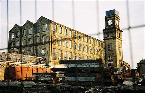 Newsome Mill, Huddersfield