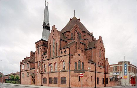 Gustav Adolfs Kyrka (The Swedish Church), Liverpool