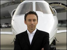 Jet Republic chief executive Jonathan Breeze