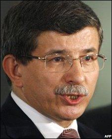 Ambassador Ahmet Davutoglu (February 2008)