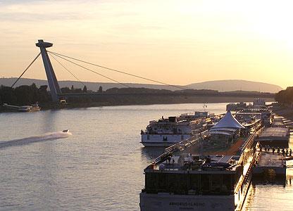 The Danube, Slovakia