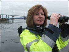 Sheila Campbell-Lloyd. Pic: Jason Rose/Scottish Water