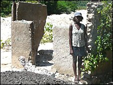Misland Perone in Haiti