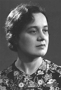 Agnes Humbert 1930s