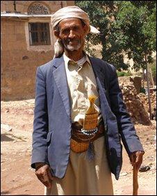 A yemeni man