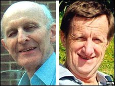 Dr Arthur Reader and Dr Hugh Wagner, who both died from cancer
