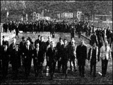Duke Street march, October 1968