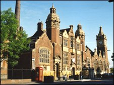 Moseley Road Baths, Birmingham
