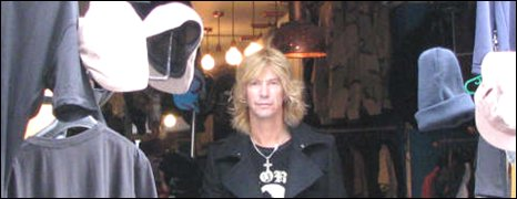 Duff McKagan - pic from Apache
