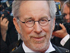 Steven Spielberg (file image)