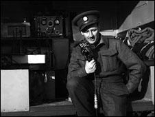 Wynford Vaughan-Thomas in 1943