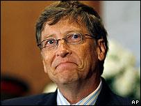 Bill Gates en la Cumbre de la Malaria