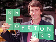 Gordon Burns in 1991