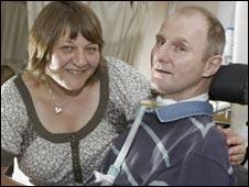 Sue and Bryan Davies