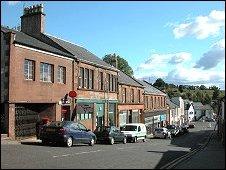 Dalmellington - Undiscovered Scotland