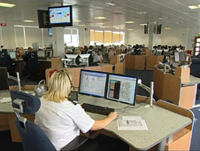 North-East ambulance control centre
