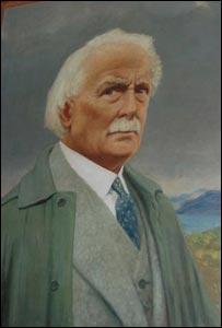 y darlun o Lloyd George