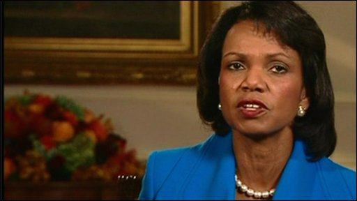 Condoleezza rice gay