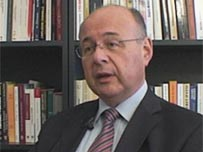 G�rard Gachet, spokesperson for the French Ministry of the Interior