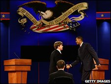 Rehearsals have been held for the debate at the University of Mississippi