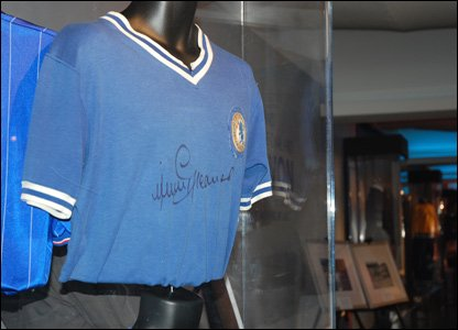 Jimmy Greaves' shirt