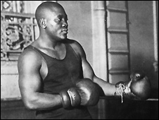 Jack Johnson in 1914