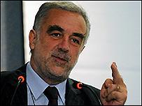 Luis Moreno Ocampo, fiscal de la CPI