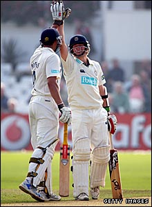 Nic Pothas and Liam Dawson