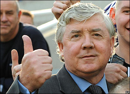 Joe Kinnear, Newcastle United