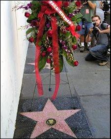 Paul Newman walk of fame star