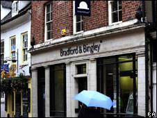 Bradford & Bingley branch