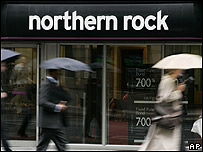 Northern Rock, el primer banco que nacionalizó el gobierno de Brown