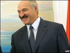 Belarus president Alexander Lukashenko. File photo