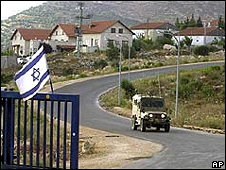 Itamar settlement (file)