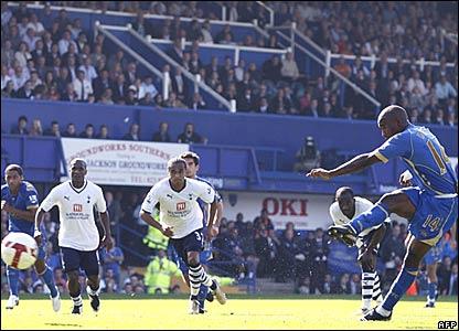 Jermain Defoe, Tottenham Hotspur