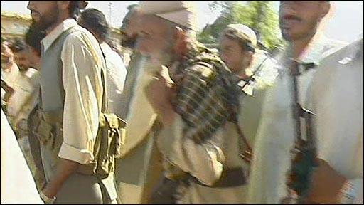 Pakistan tribesmen