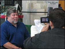 steve woz