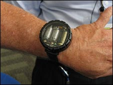 woz's watch