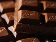 Cadbury chocolate ( generic image)