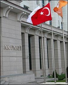 AKP headquarters