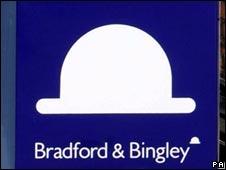 Bradford & Bingley logo