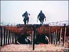 Al Qaeda training camp video