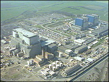 Hinkley Point nuclear power station (Image: BBC)