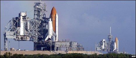 Shuttles (AFP