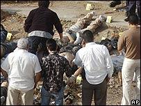 Matanza en Tijuana, México